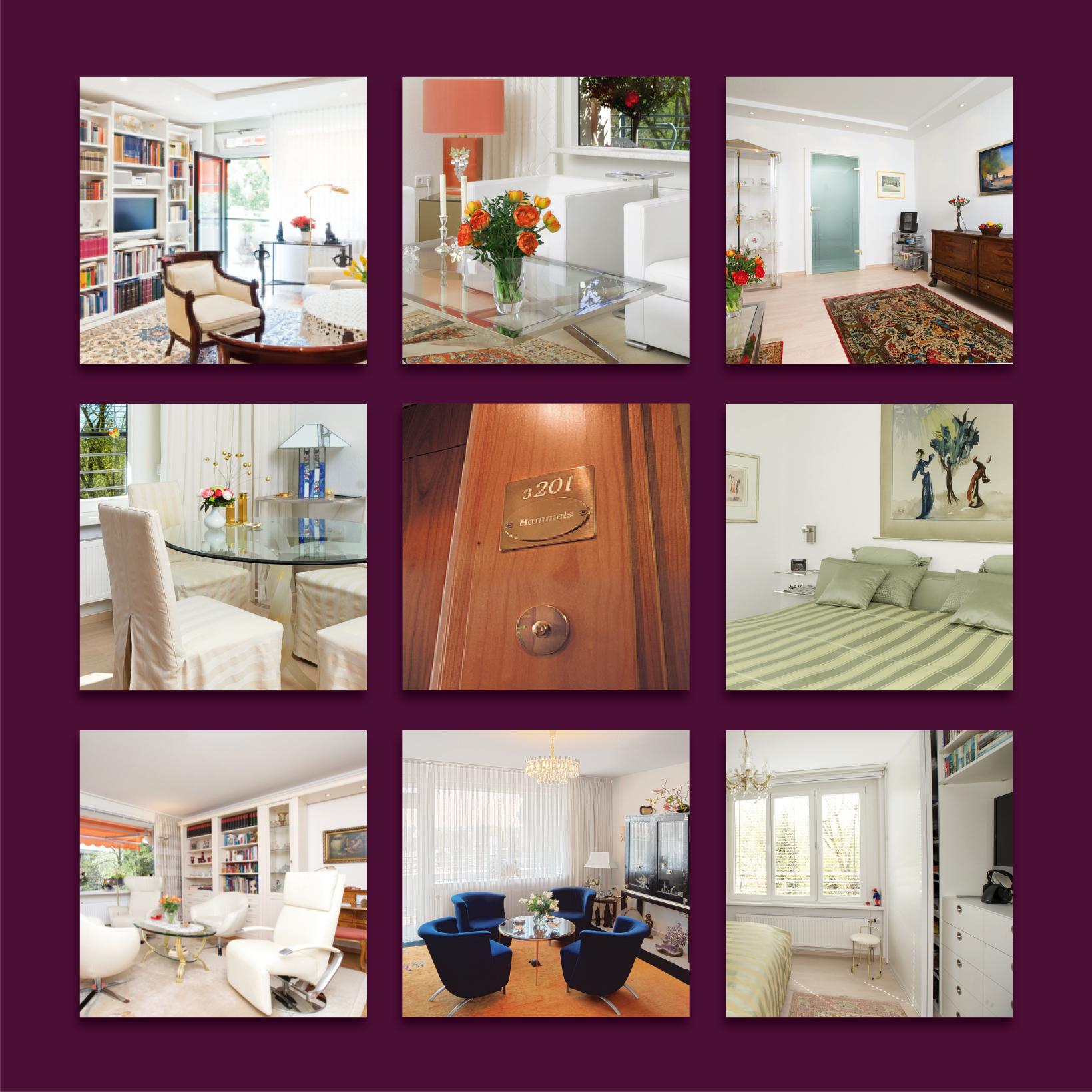 Die Wohnungen Haben Je Nach Größe Einen Geräumigen, Lichtdurchfluteten  Wohnraum, Eine Moderne, Funktionelle Küche, Ein Schlafzimmer Und Ein Bad  Sowie ...